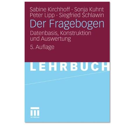 """Buchbesprechung zu """"Der Fragebogen"""" von Kirchhoff et al."""
